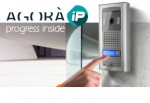 Farfisa IP Intercom AGORA_IP